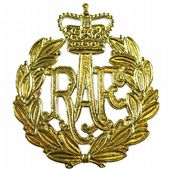Issue Royal Air Force Airmens Raf Beret / Cap Badge